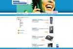 Burofoon, webdesign en e-shop