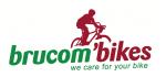 Moof ontwikkelde het logo voor Brucombikes