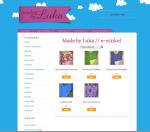 made by luka wou graag een webwinkel!