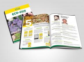 Eco zine voor ECOstyle