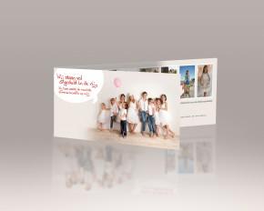 Kuva kinderkledij uitnodiging