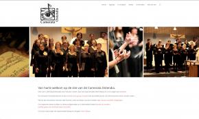 Camerata Ostendia website