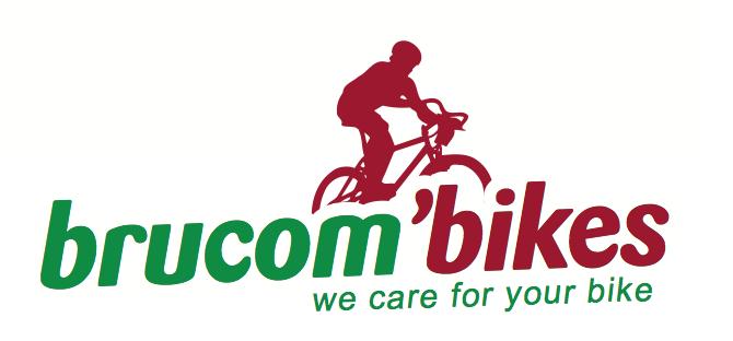 Brucom bikes logo