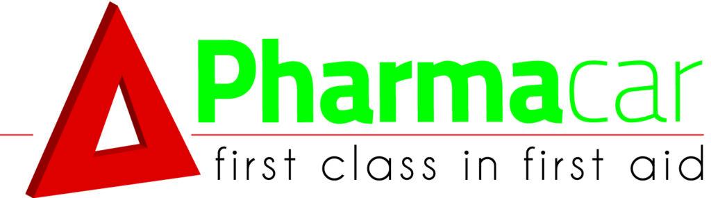 Pharmacar logo redesign door Moof grafisch ontwerpbureau