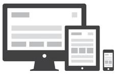Responsive Web Design. Moof verzorgt graag je mobiele site