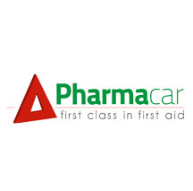 Pharmacar logo design by moof grafisch ontwerp