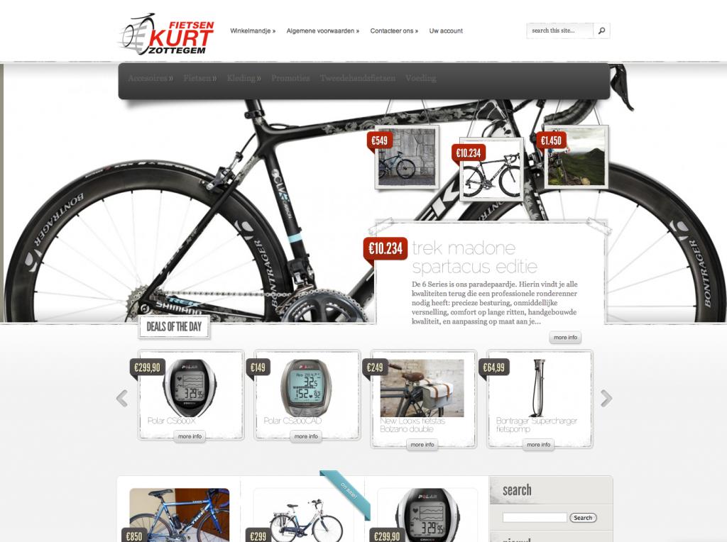 Moof verzorgt en ontwikkeld uw e-shop van A tot Z