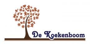 Logo de koekenboom. Een curiosa winkel in Leuven