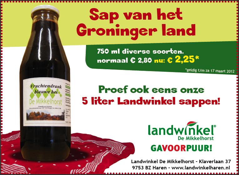 Moof verzorgt de advertentie campagne van De Mikkelhorst en De landwinkel Mikkelhorst