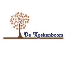 Moof grafisch ontwerp ontwierp het logo voor de koekenboom