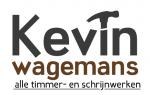 Timmer- en schrijnwerk Kevin Wagemans. Logo ontwerp