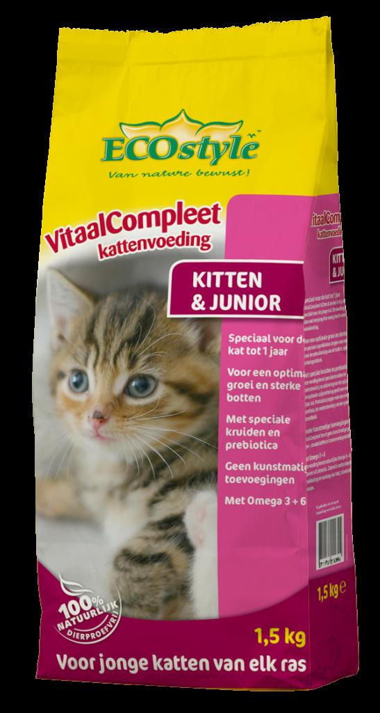 ECOstyle kitten en junior