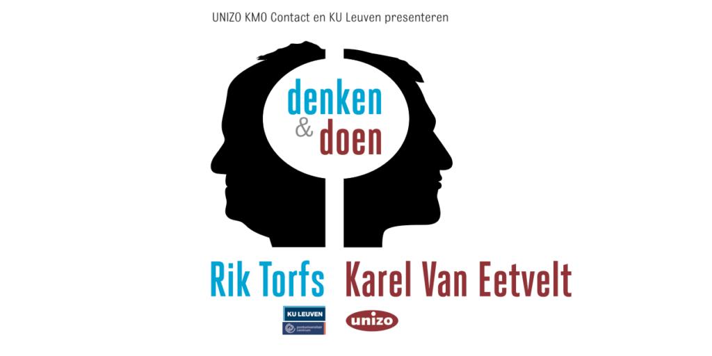 UNIZO KMO contact - RIk Torfs en Karel van Eetvelt