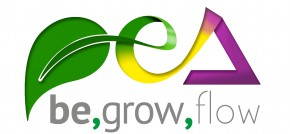 logo Be grow flow