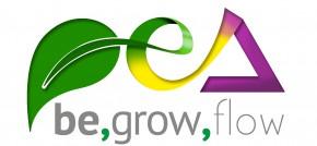 logo Be grow flow