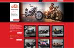 Nieuwe website voor moto's Kevin!