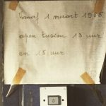 #timeflies #itsallaboutcommunication #openingsoon #openingsuren #communiceren #closed #gesloten #thankyoucomeagain #vintagetextmessage